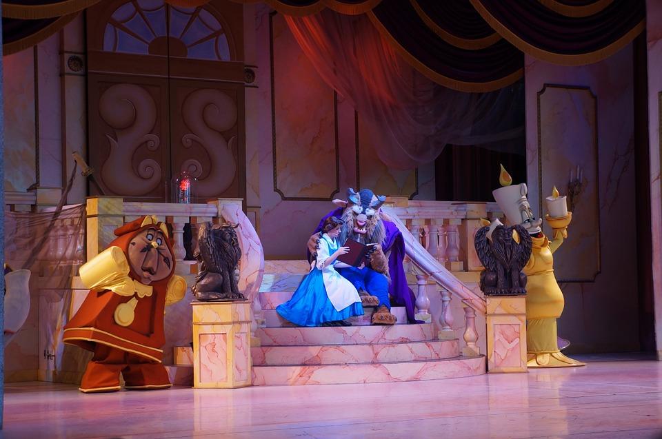 Théâtre Alice au pays des merveilles