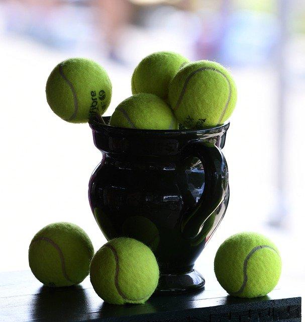 La balle de tennis jaune de Bernard Werber - Photo de Felix Heidelberger