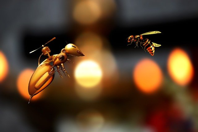 abeille bionique