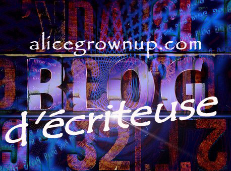 blog d'écriteuse