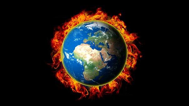 L'heure de la terre