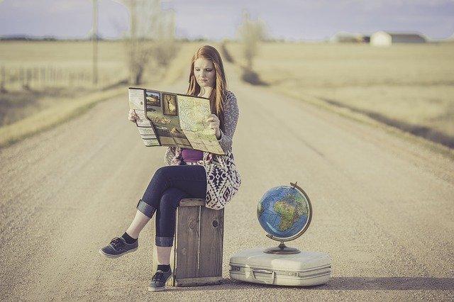 Écrire un roman c'est comme partir en voyage