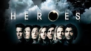 heroes série tv culte de super-héros