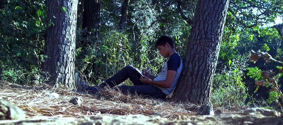 in love - écriture de poèmes