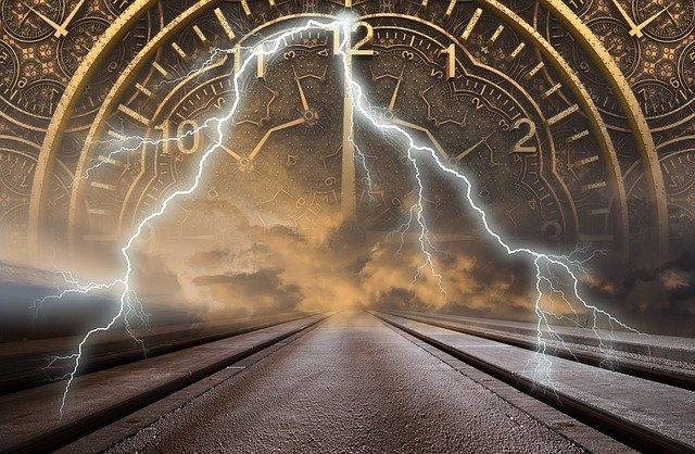 Comment sortir de la théorie de l'effondrement sans changer notre vision du temps ?